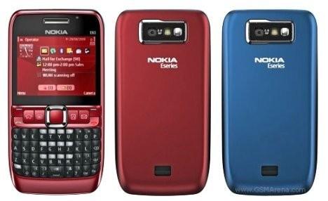 E63 – QWERTY-новинка от Nokia