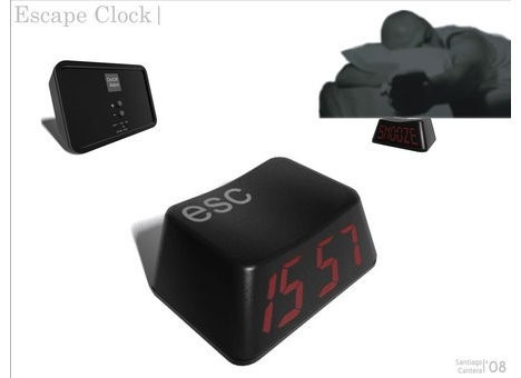 Будильник Escape Clock