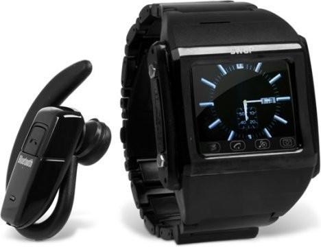 sWAP – часы со встроенным мобильным телефоном