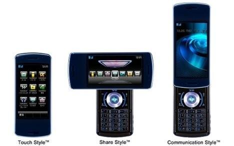 Оригинальный телефон NEC N-01A