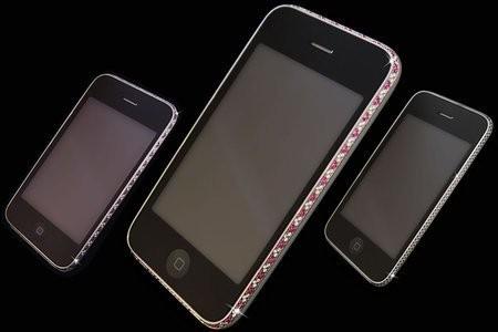 Бриллиантовый iPhone