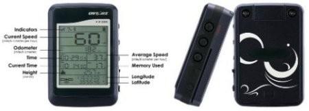 Qstarz Explore 2000 – GPS-навигатор для любителей спорта