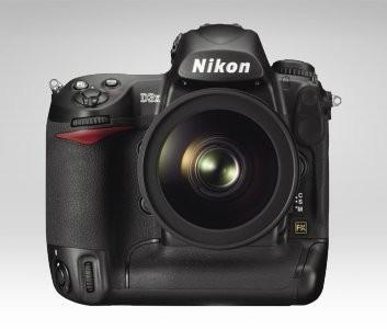Nikon D3x – новая 24-мегапиксельная фотокамера