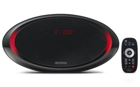 Стильная аудиосистема Kenwood CR-iP500