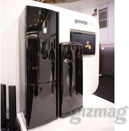 Первый холодильник для iPod