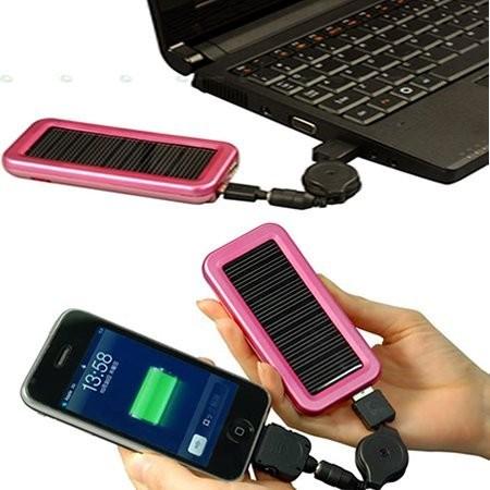 iCharge eco DX – экологичное зарядное устройство для гаджетов