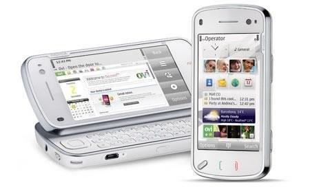 Nokia N97 – QWERTY-слайдер с сенсорным экраном
