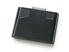 QuickerTek External Battery Charger – портативное зарядное устройство для iPod и iPhone