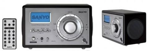 Интернет-радио от Sanyo