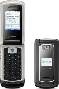 Телефон для любителей SMS – Telus ZTE TXTster