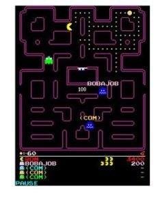 Pac-Man для мобильных