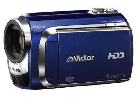 Новые видеокамеры от JVC