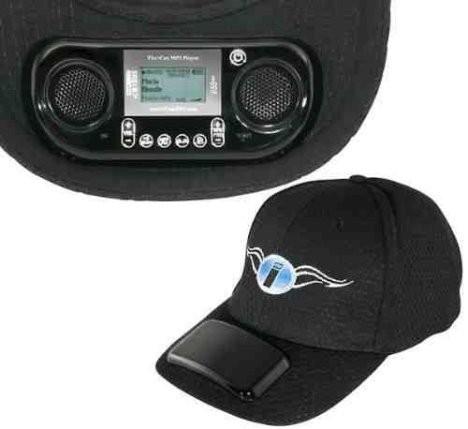 iCap - MP3 для кепки