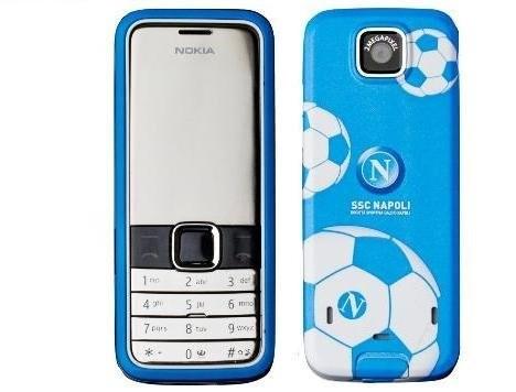 Телефон Nokia для фанатов Napoli