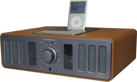 Rockridge ISR-VT02 – ламповая док-станция для iPod