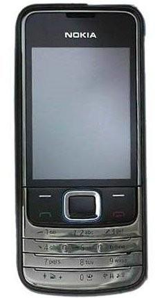 Nokia 6208 Classic – новинка с сенсорным экраном