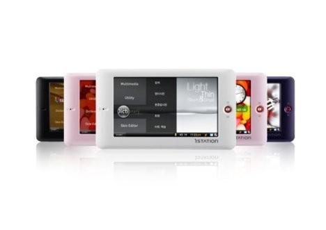 Портативный медиаплеер iStation T3