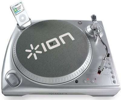 Пластинки для iPod
