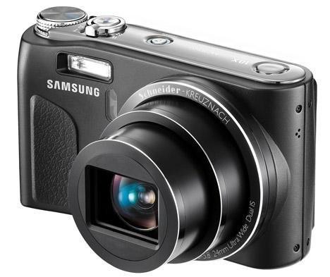 Samsung HZ10W – широкоугольная камера с 10-кратным зумом
