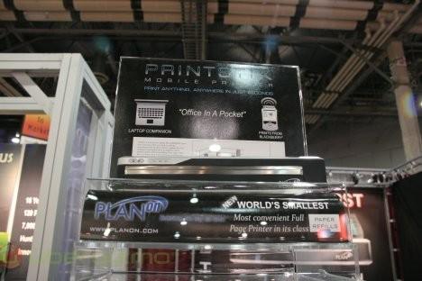 Портативный принтер PLANon Prinstik