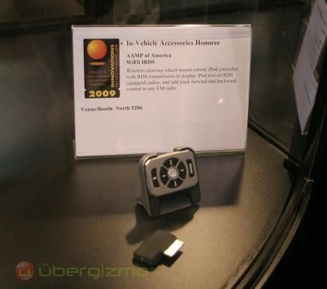 WiFli – iPod-адаптер для автомобилистов