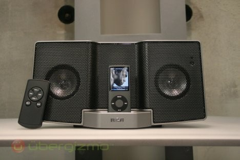 RCA Ri505 – аудиосистема для iPod