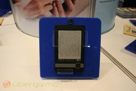 Astek Mentor E-Book Reader – читалка для электронных книг