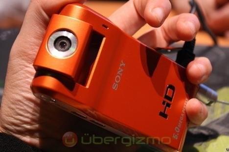 Видеокамера Sony Webbie MHS-PM1