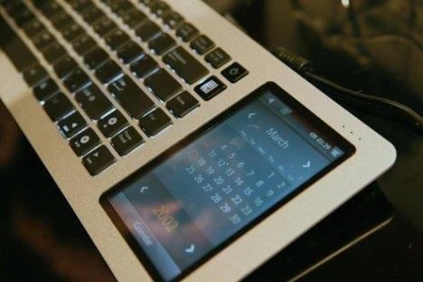 Asus HTPC – компьютер в клавиатуре