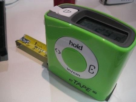 Электронная рулетка eTape