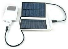 Зарядник работающий на солнечной энергии
