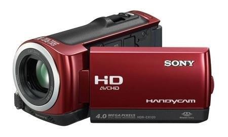 Цифровая видеокамера Sony HDR-CX120