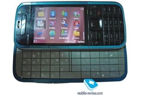 Новинка от Nokia – телефон 5730 XpressMusic