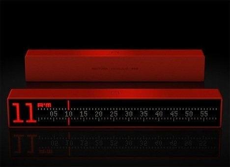 Стильный будильник Minutuner Alarm Clock