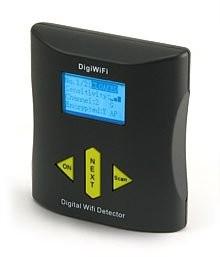Детектор WiFi сетей