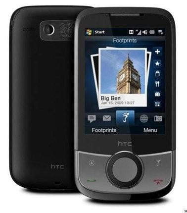 Официальный выпуск HTC Touch Cruise