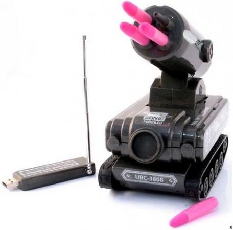 USB-ракетница Tank Missile Launcher