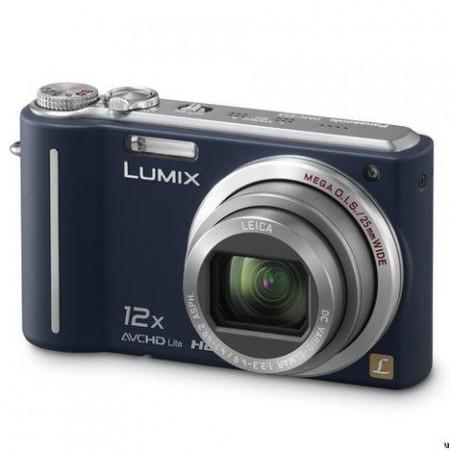Новый ультразум Panasonic Lumix ZS3