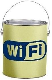 Краска, блокирующая Wi-Fi