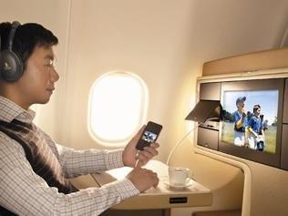 iEntertainment – новое решение для авиапассажиров