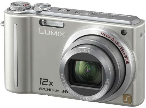 Новая фотокамера Panasonic DMC-TZ7