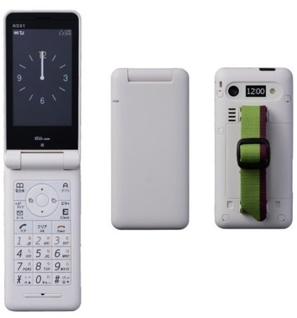 Kyocera NS01 – телефон для талии