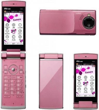 8-мегапиксельный камерафон Sharp SH001