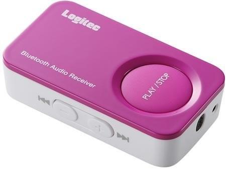 Bluetooth-аудиоресивер от Logitec