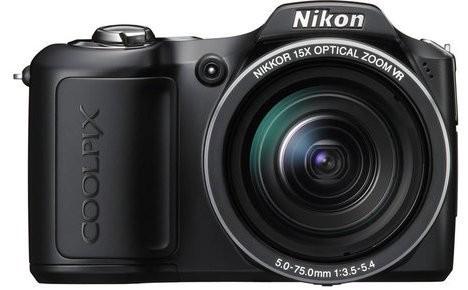 Новый ультразум Nikon Coolpix L100