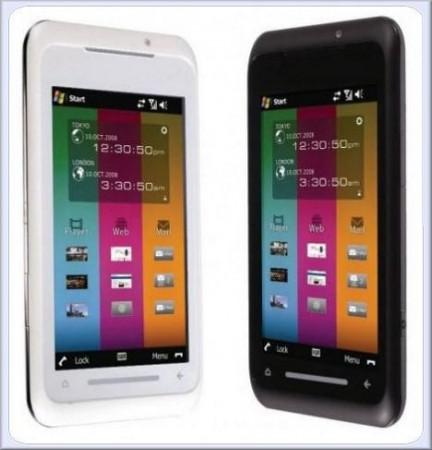 Toshiba TG01 – конкурент iPhone с оригинальным интерфейсом