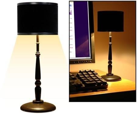 Ретро USB-лампа