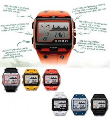 Часы для путешественников Timex WS4 Expedition
