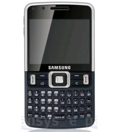 Новый QWERTY-телефон Samsung C6625