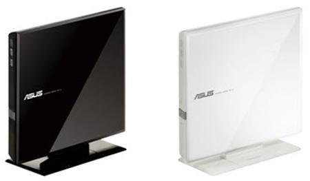 Стильный внешний DVD-привод от ASUS